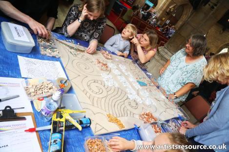 Mosaic workshop