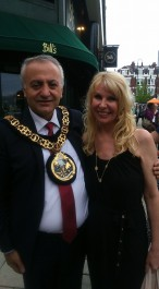 local gem meets the mayor