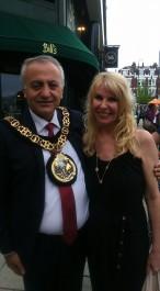 local gem meets the mayor