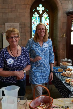 Cakes in the church