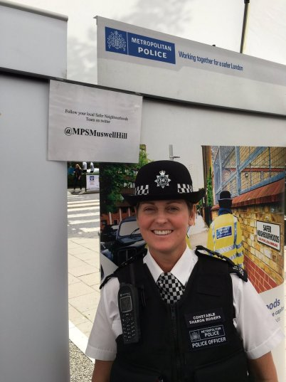 PC Sharon Rogers