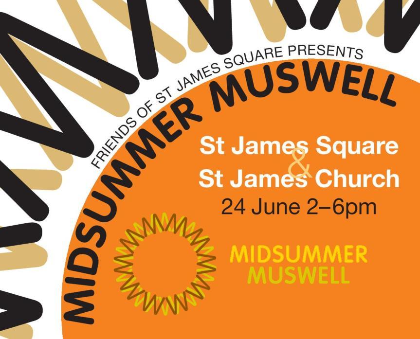 MidSummer Muswell poster