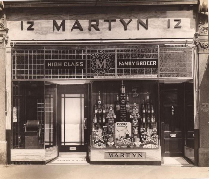 W Martyn