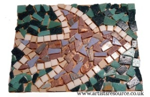 mosaic tile workshop