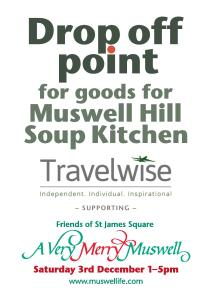 community soup kitchen donation point travelwise