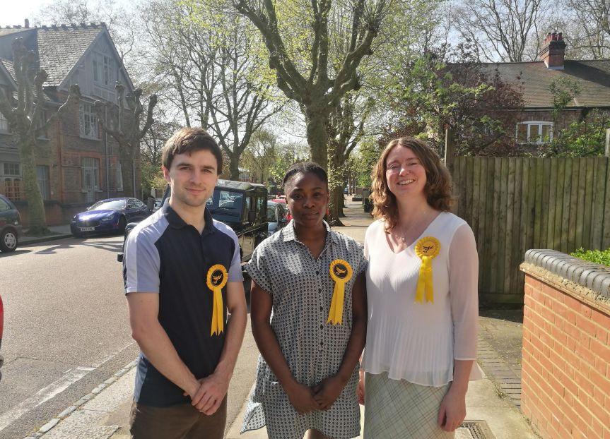 Lib Dem councillors