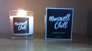 Muswell Chill candles