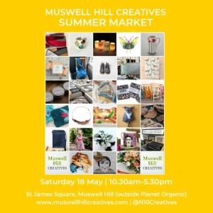 Muswell Hill Creatives Summer Market